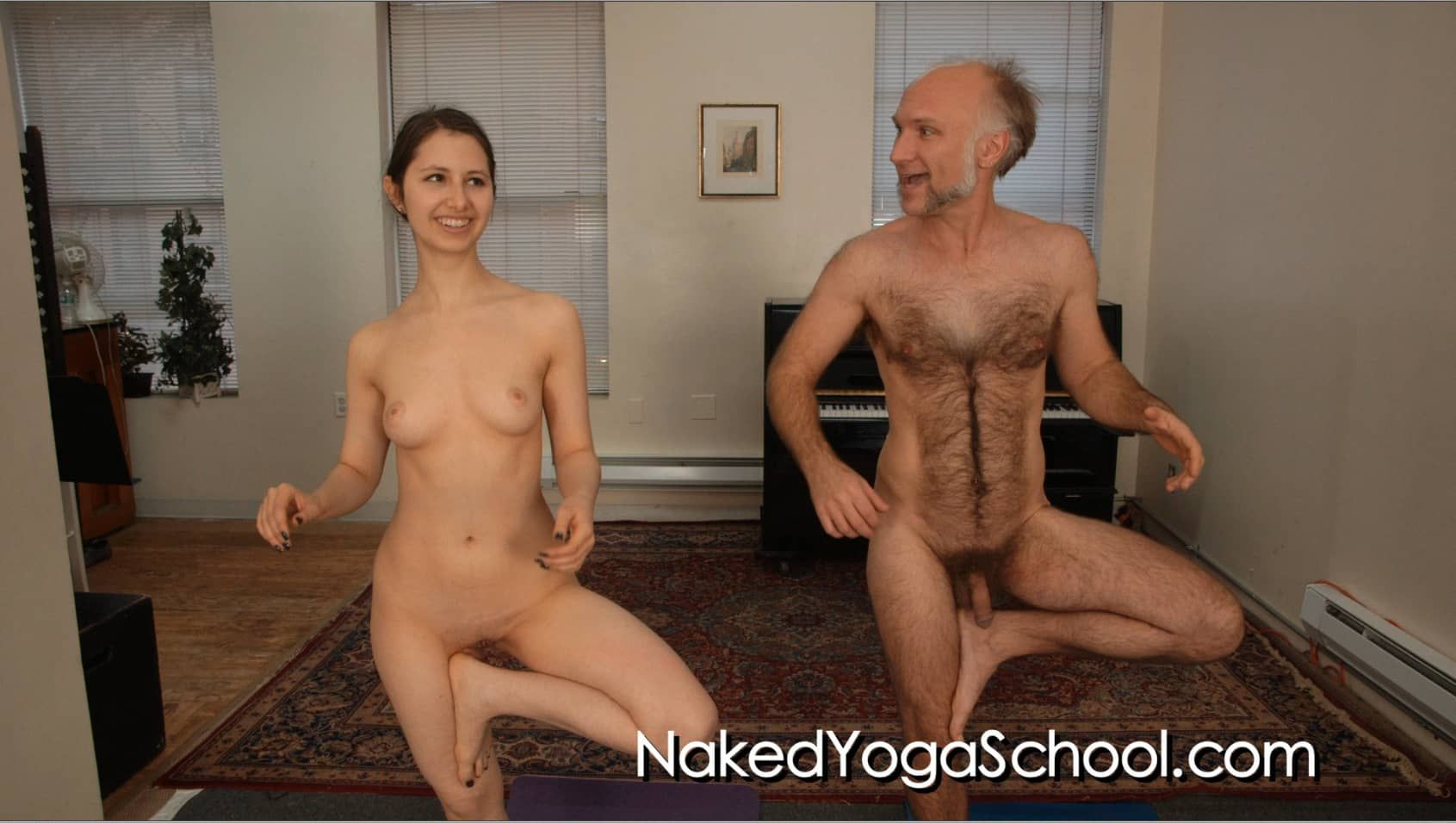 Naked Face Yoga 2 Introduction Naked Yoga School With Michael Collibrina On