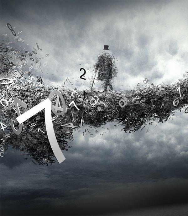 El hombre numérico. | Matemolivares