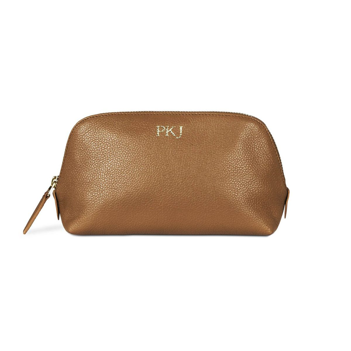 Monogram your own Make Up Bags by Mon Purse. Discover the latest monogrammed  leather Cosmetic Cases at Mon Purse. e3970463b8