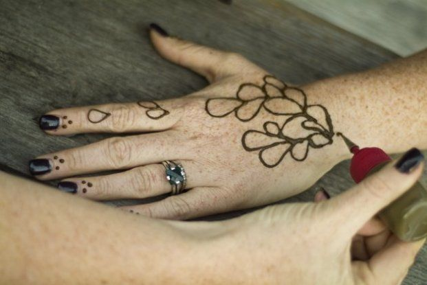 Photo of How to do Henna Tattoos: Great for Parties   Make: