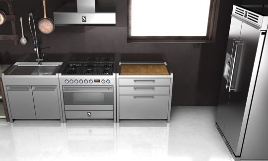 Genesi - Cucina freestanding prezzi ...
