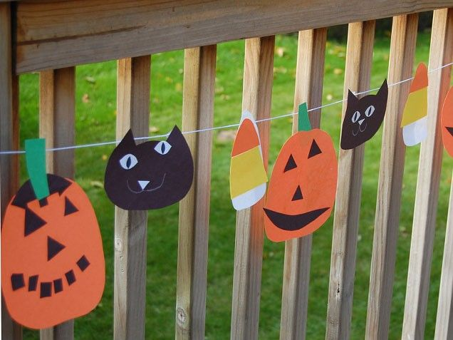explore halloween crafts for kids and more - Halloween Decorations For Kids To Make