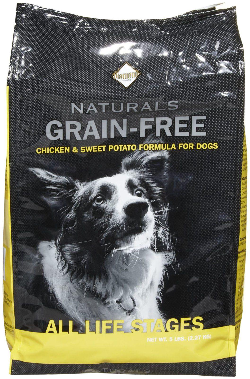 Diamond Naturals Grain Free Chicken Sweet Potato Free Shipping