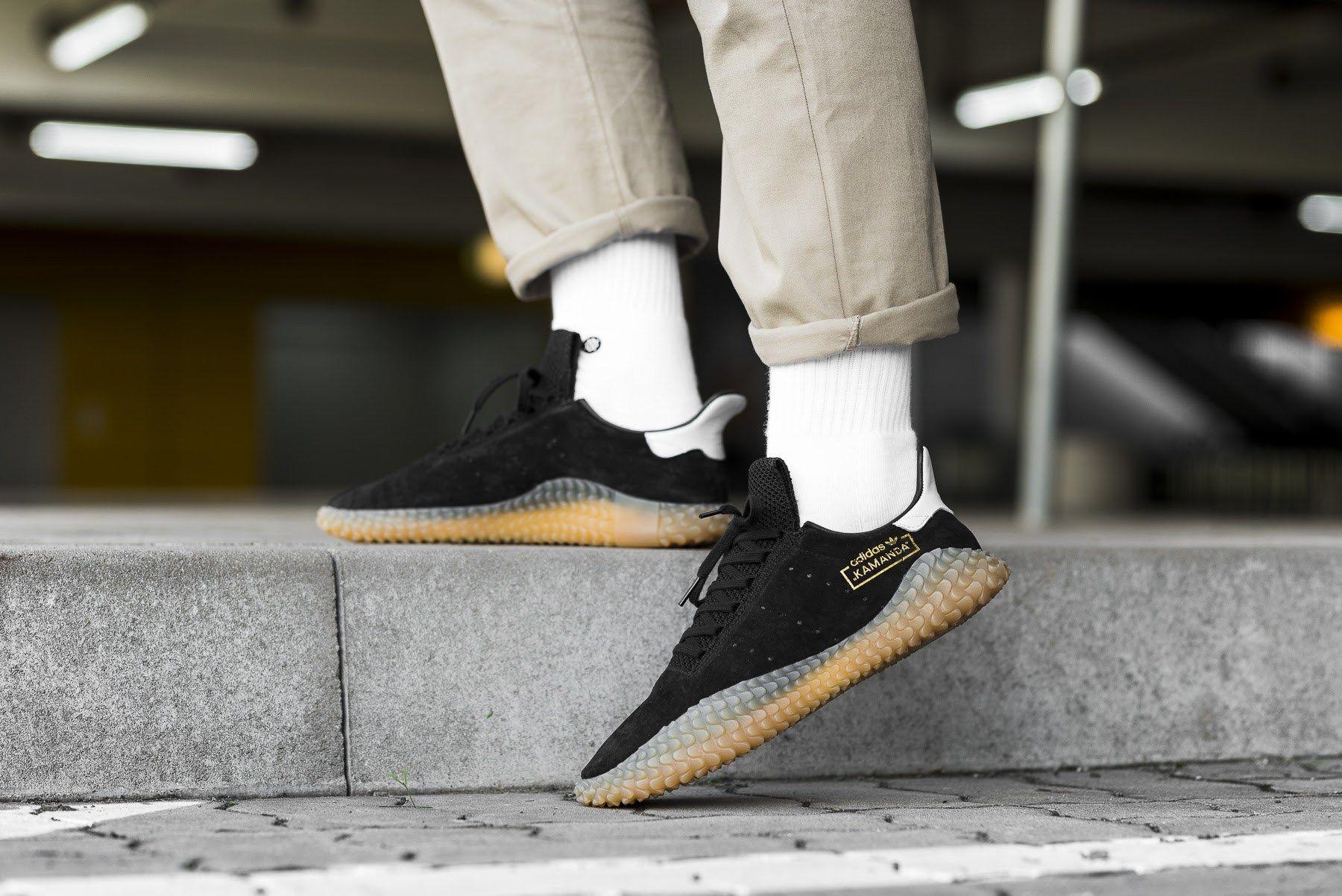 new concept a6717 92c48 adidas Kamanda  On-Foot in Two Colorways - EU Kicks  Sneaker Magazine