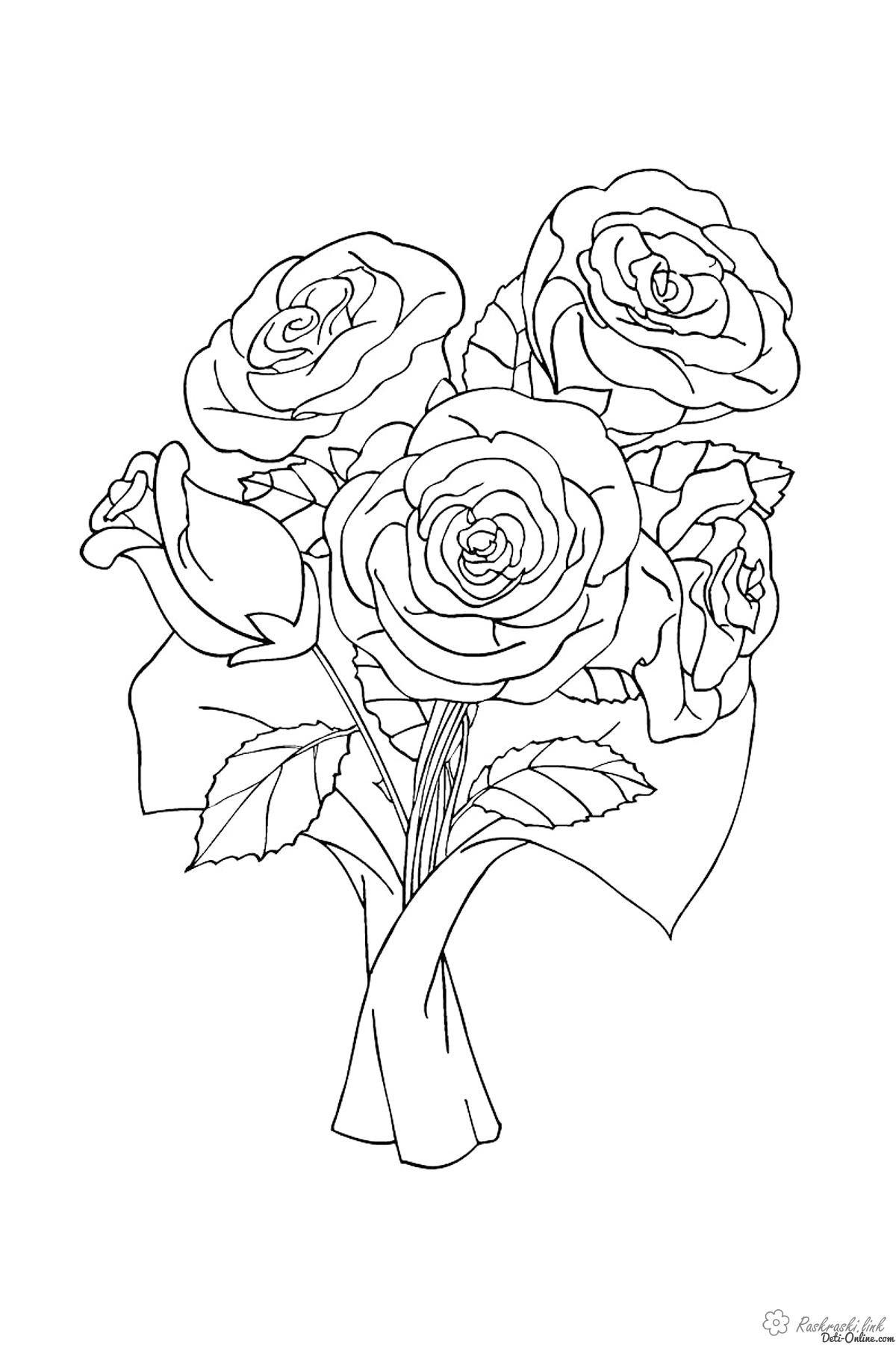 Рисунки цветов карандашом на открытку этого