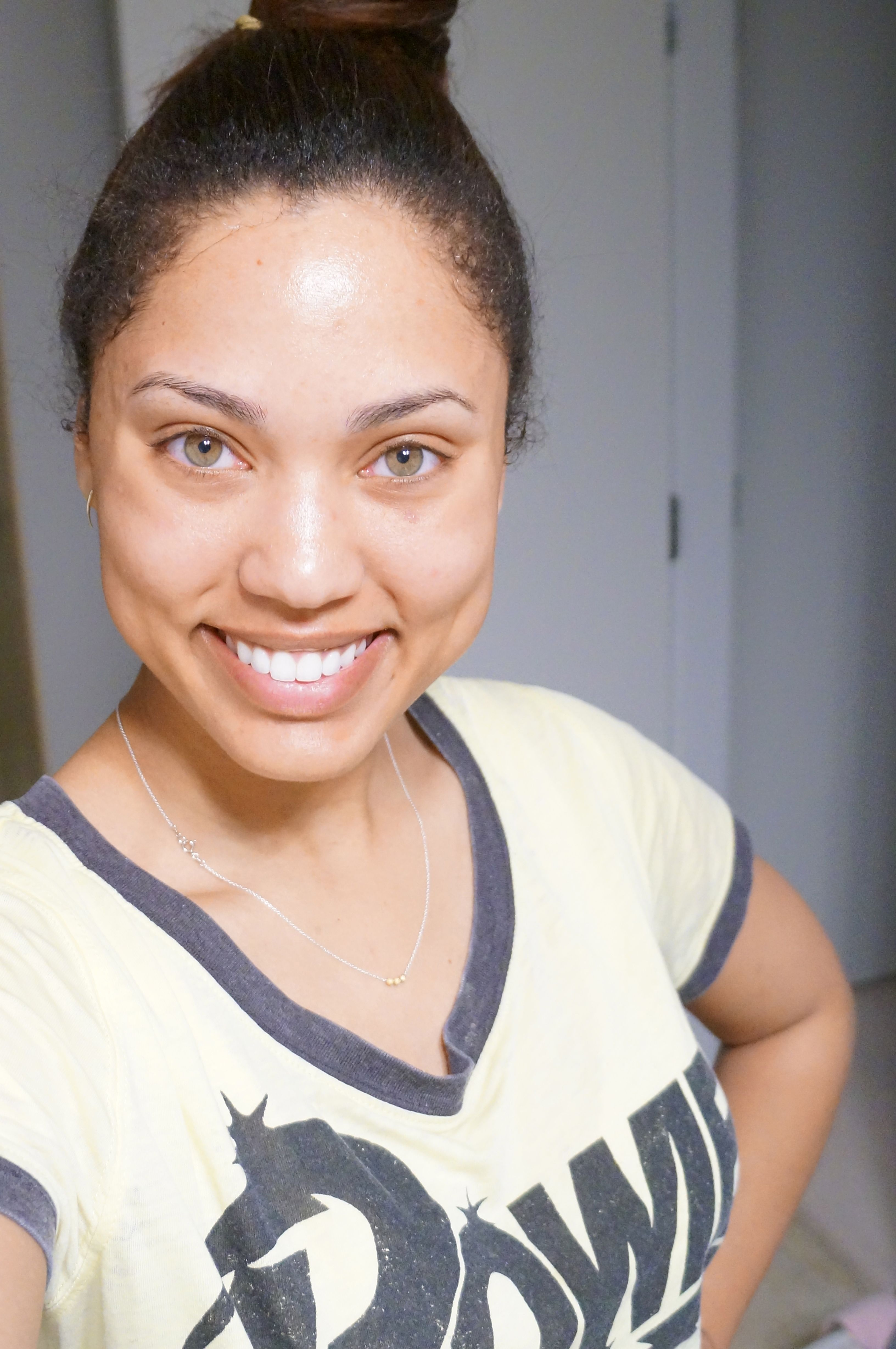 Ayesha Curry No Makeup Chill Hip Hop Showcased Shop For This Look At Chillandhiphop Com Woman Crush Everyday Beautiful Natural Hair The Curry Family