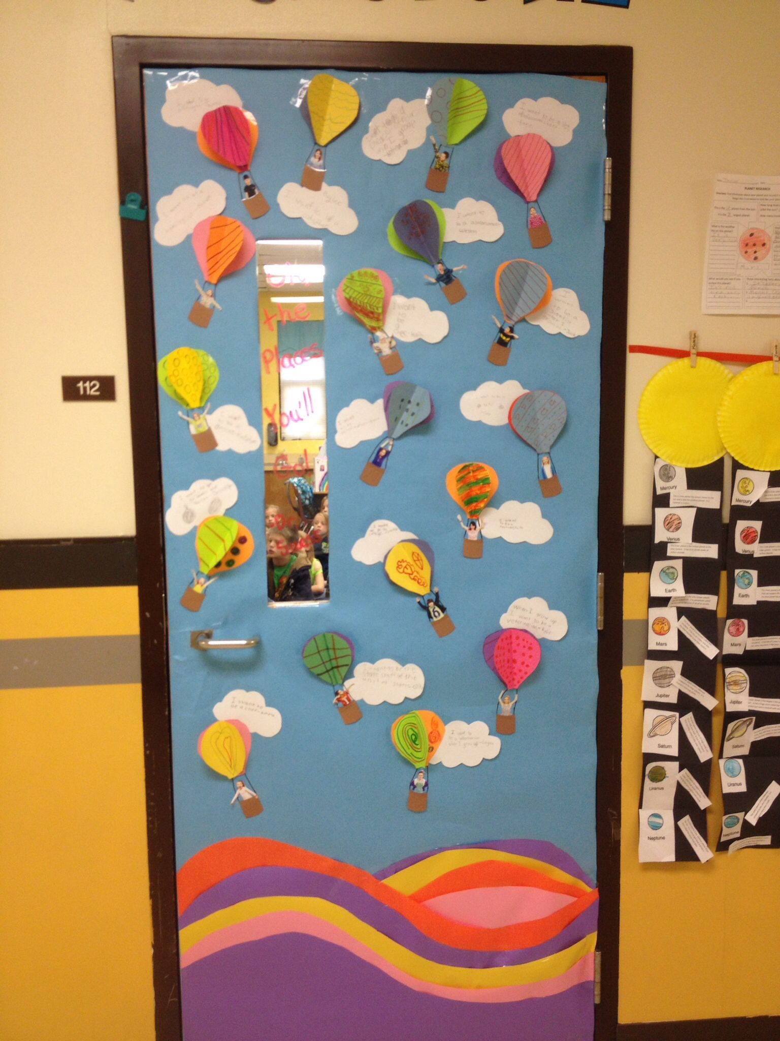 Dr Seuss door decorating contest winner | Door decoration for preschool, Preschool classroom ...