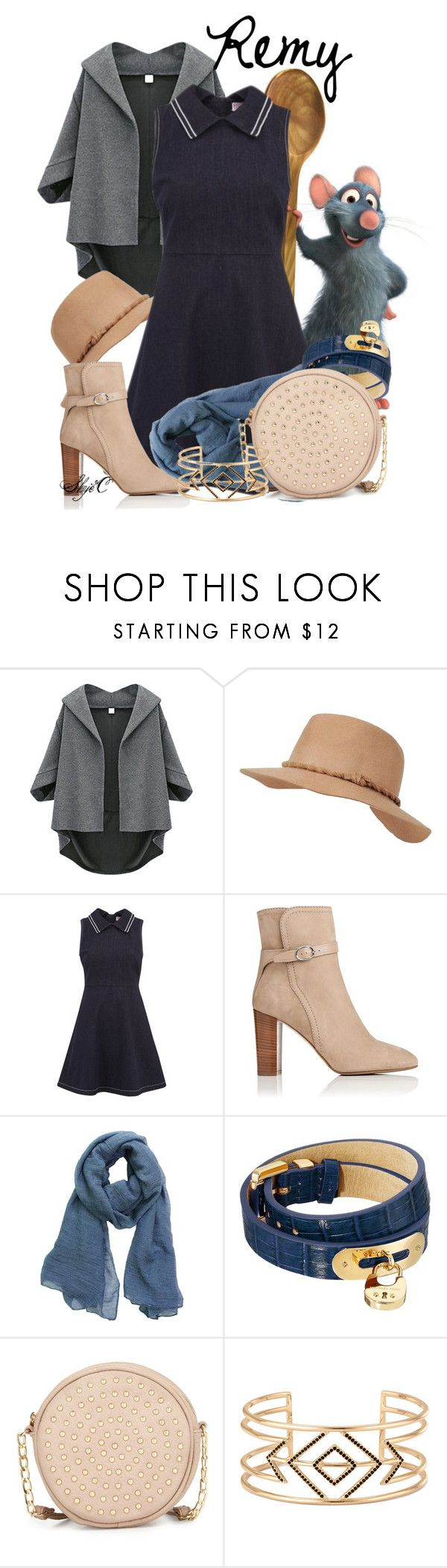 """""""Remy - Disney Pixar's Ratatouille"""" by rubytyra ❤ liked on Polyvore featuring RED Valentino, L.K.Bennett, Michael Kors, Neiman Marcus and Stella & Dot"""