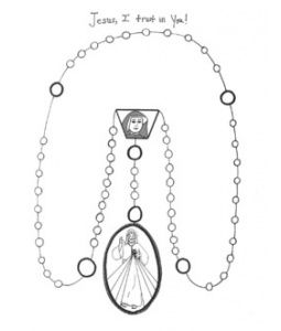 Divine Mercy Coloring Page Catholic Playground Divine Mercy