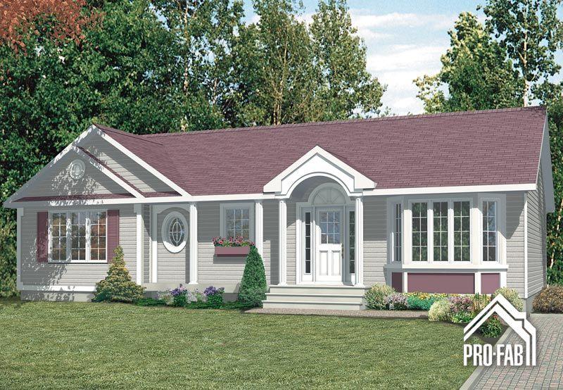 ProFab modular home Champlain Modular homes, House
