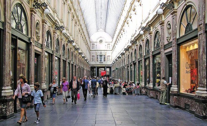 15 Most Beautiful Shopping Streets In The World Saint Hubert Belgium Travel Global Travel