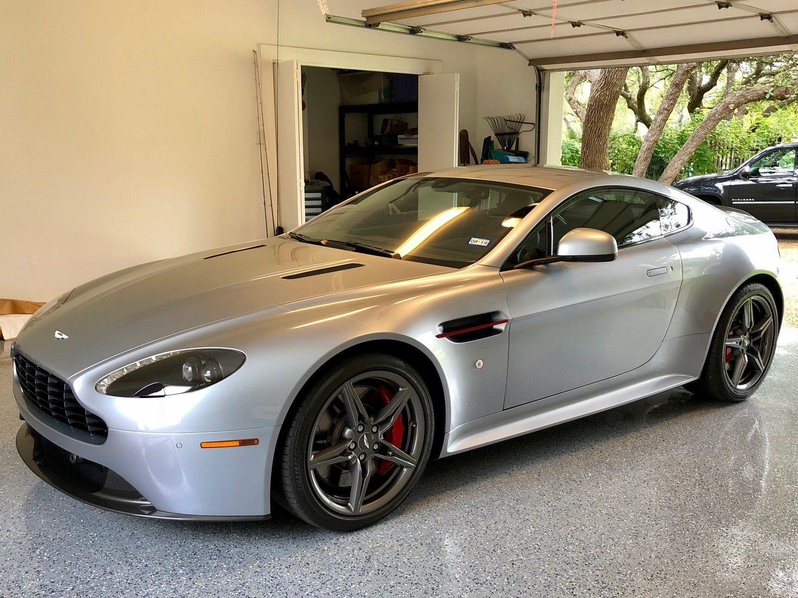 2016 Aston Martin Vantage Gt Aston Martin Aston Martin Vantage Aston