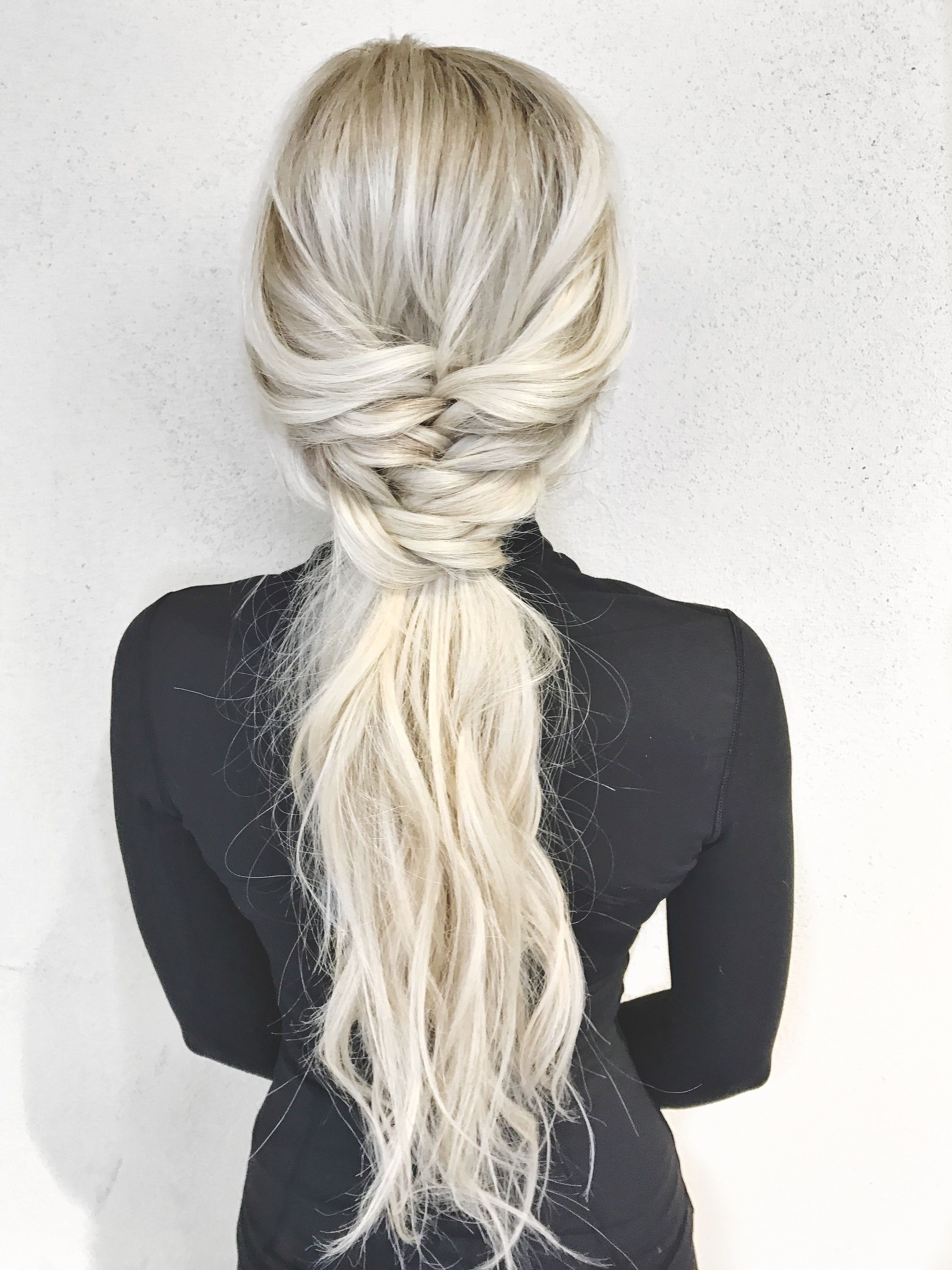 Pin by Shanaz Mondal on Hairstyling | Pinterest | Casual hair
