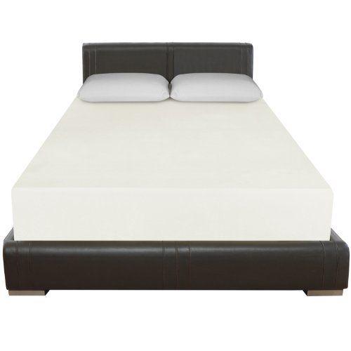 Best Sleep Master 12 Inch Pressure Relief Memory Foam Mattress 400 x 300