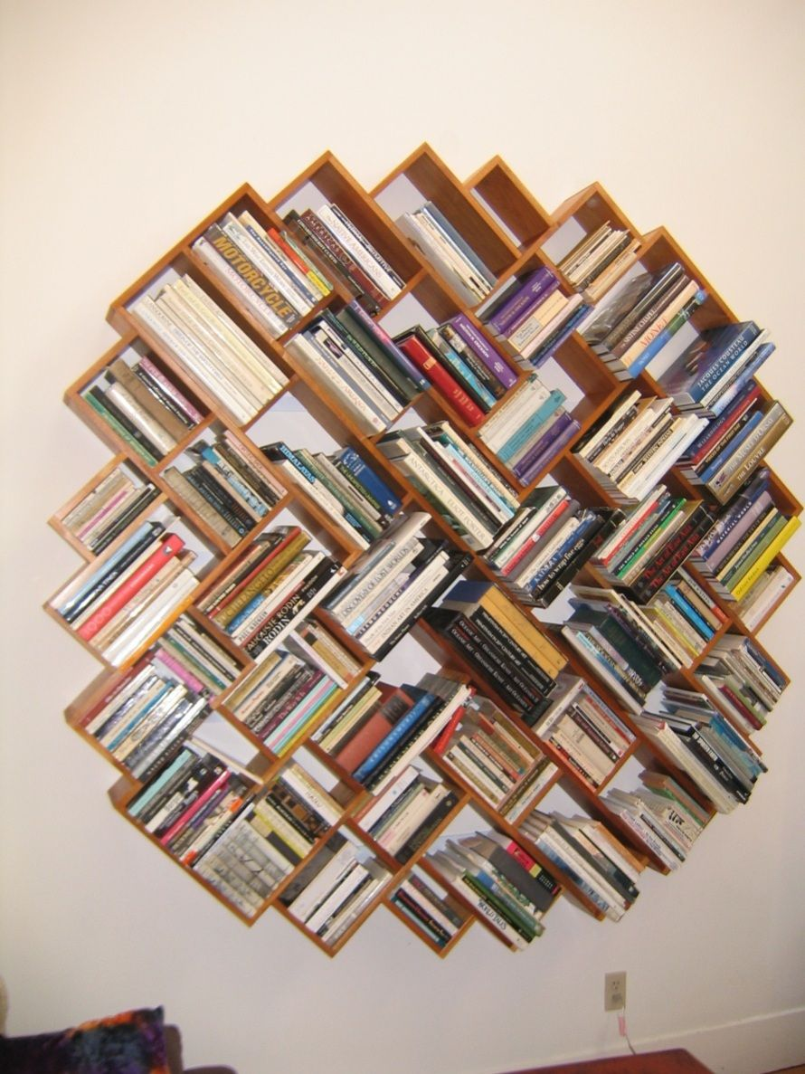Design Circle Bookshelf images of crazy bookshelves bookshelf readers gallery fine woodworking