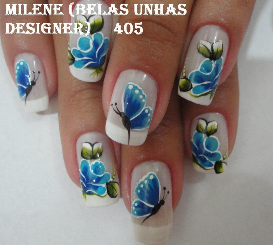 nail #nails #nailart - Nagels   Pinterest - Nagel