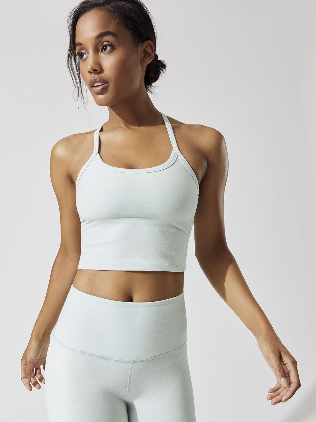 60256d368 Spacedye slim racerback cropped tank in 2019 | Carbon38 | Pinterest ...