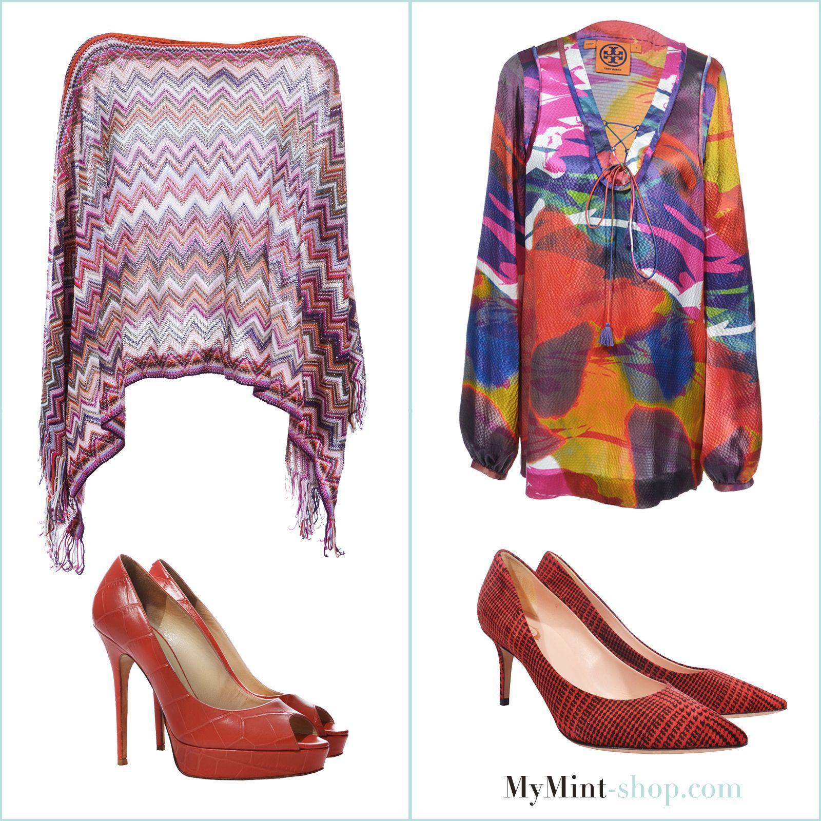 TUESDAY´S NEW ARRIVALS! #JimmyChoo   #Unützer   #ToryBurch   #Missoni   #Vintage   #Fashion   #MyMint