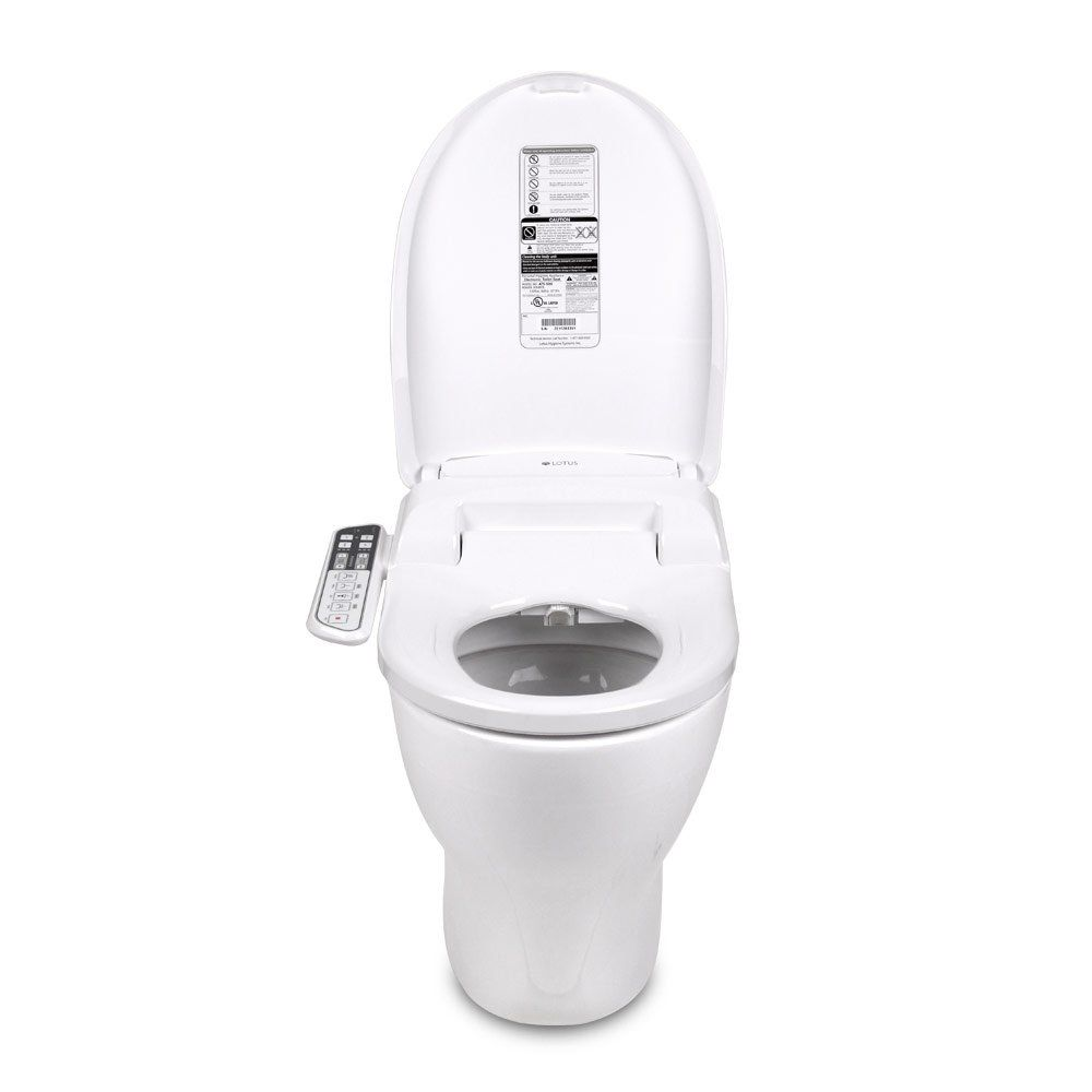 Remarkable Lotus Ats 500 Smart Toilet Seat Reviews Smart Toilet Cjindustries Chair Design For Home Cjindustriesco