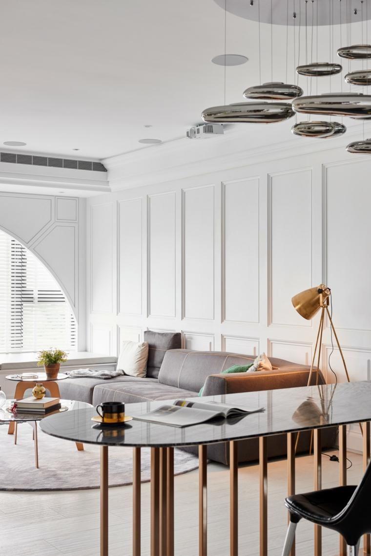 #Interior Design Haus 2018 Designs Für Weiße Wände   Ideen Zur Attraktivität  #Minimalistic #