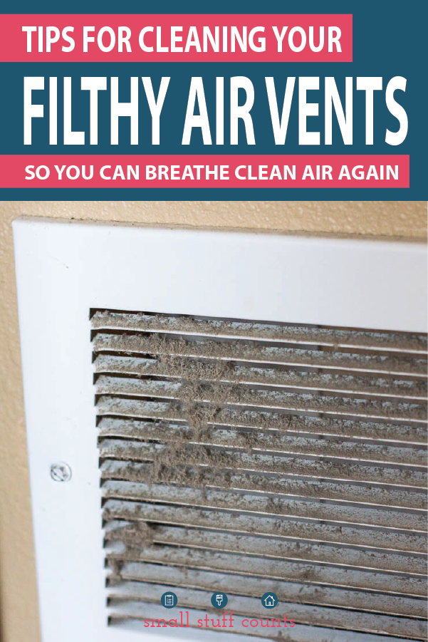 How To Clean Air Vents Cleaning air vents, House