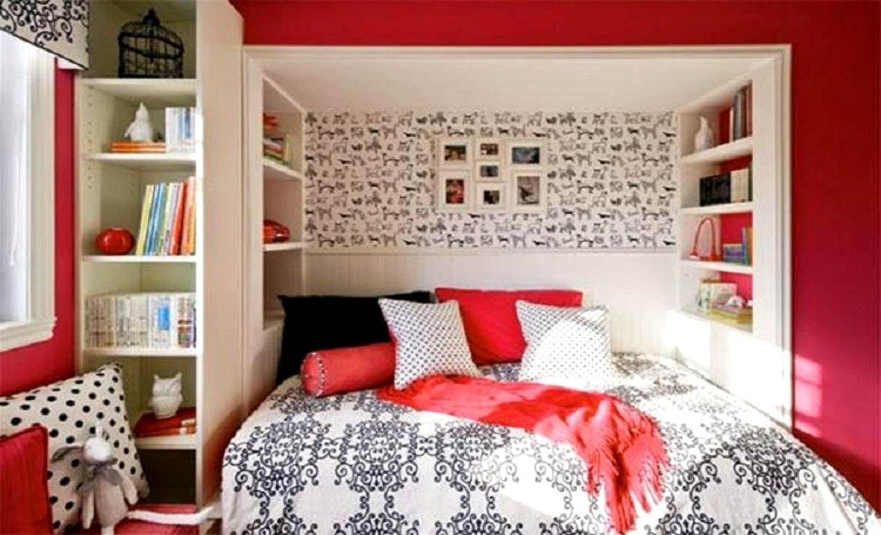 Artsy Teenage Girl Bedroom Ideas, Teenage Girl Bedroom Furniture For Small Rooms