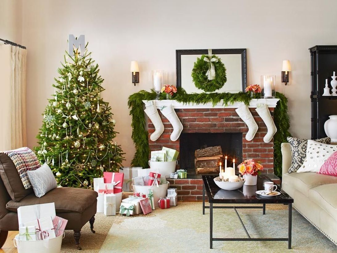 38 Hottest Christmas Decorations Ideas That Bringing Spirit into Your Living Room #weihnachtsdeko2019trend #weihnachtsdeko2019trend