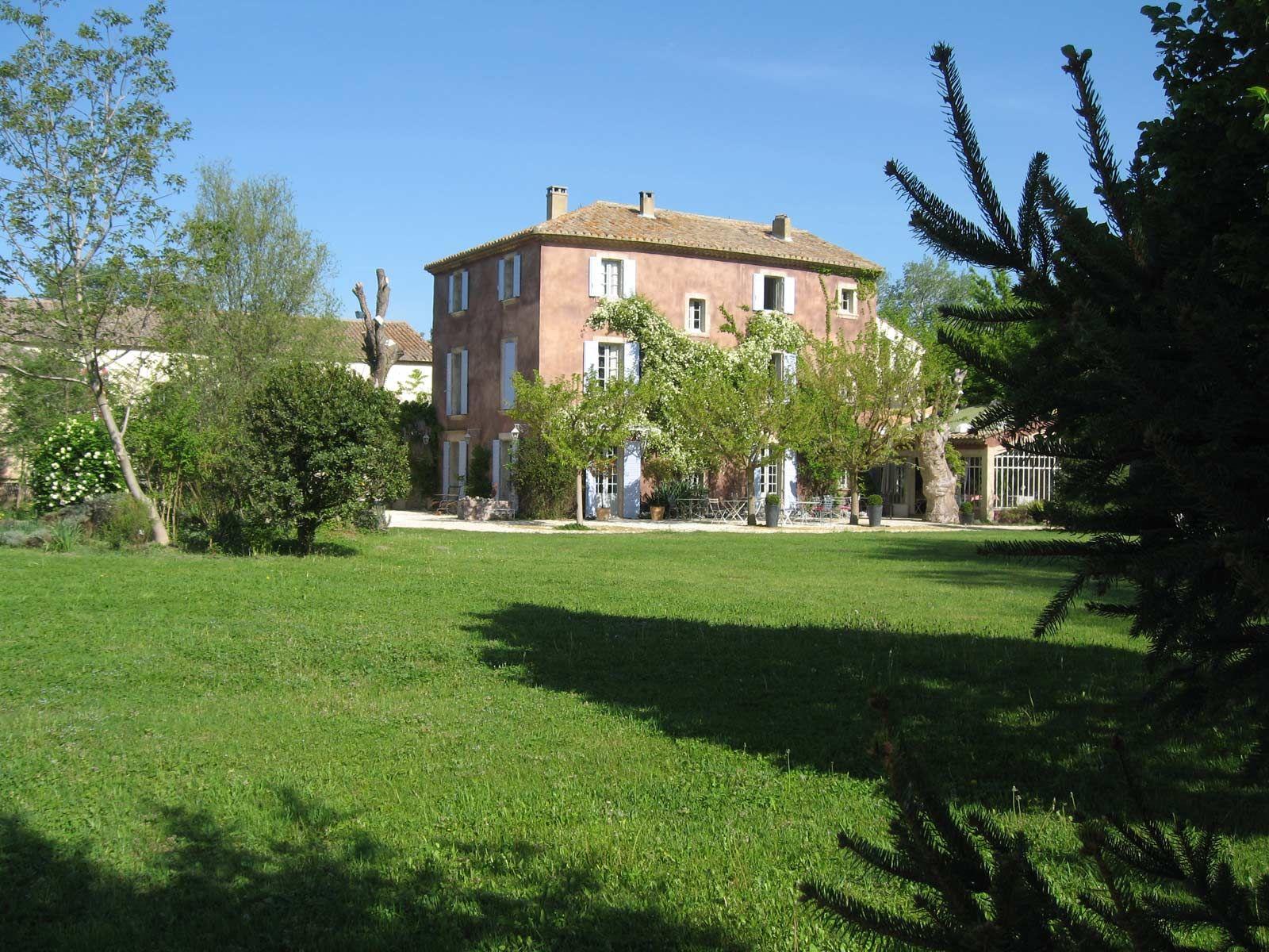 La Bastide Rose Maison D Hotes En Provence 84250 Le Thor France