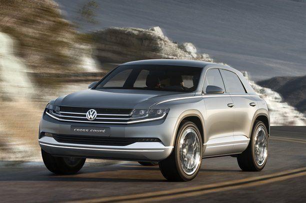 VW's 2013 Cross Coupe