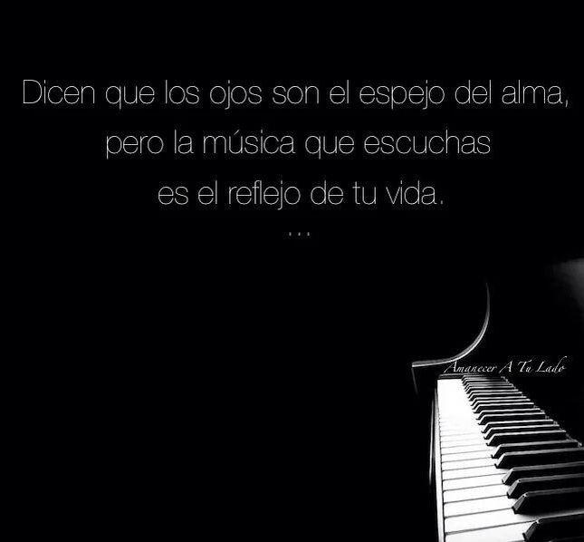 ===Es la Música...=== 2708c14153cda36ab9b8811b7d631356
