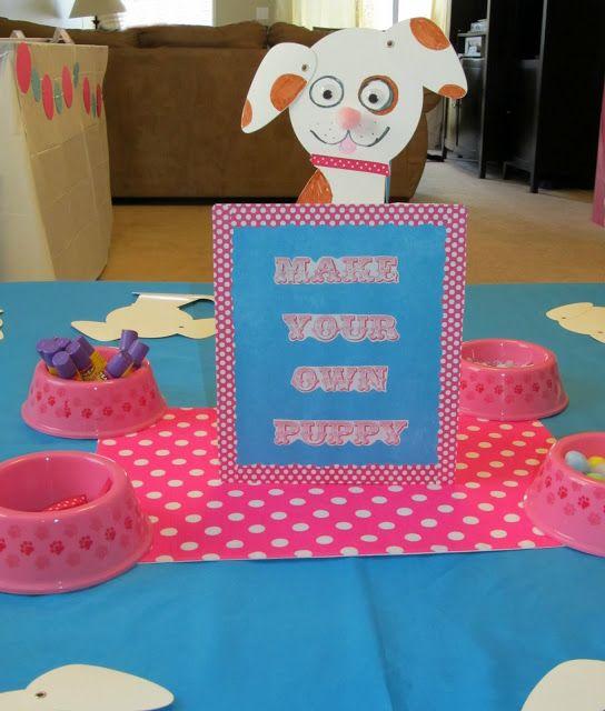 Love & Sugar Kisses: Puppy Party