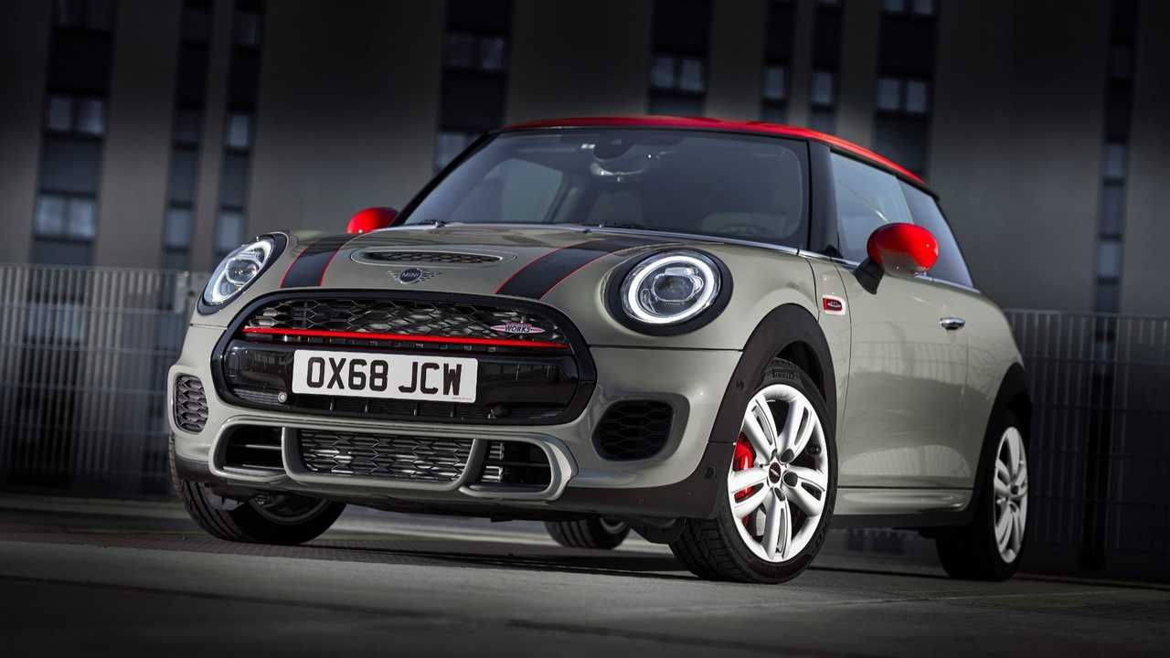 Jcw Doesn T Necessarily Need A Combustion Engine John Cooper Works Mini Cooper John Cooper