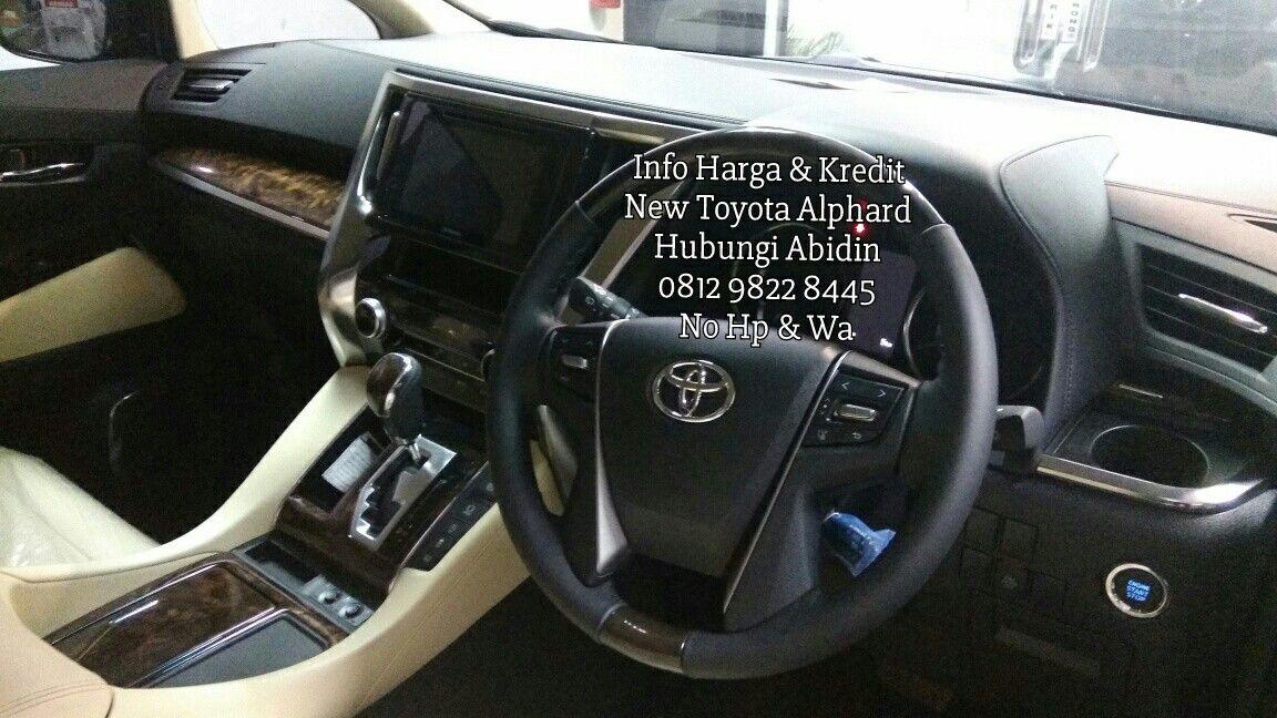 Interior Dalam Mobil Toyota Alphard Mobil Baru Aksesoris Wanita
