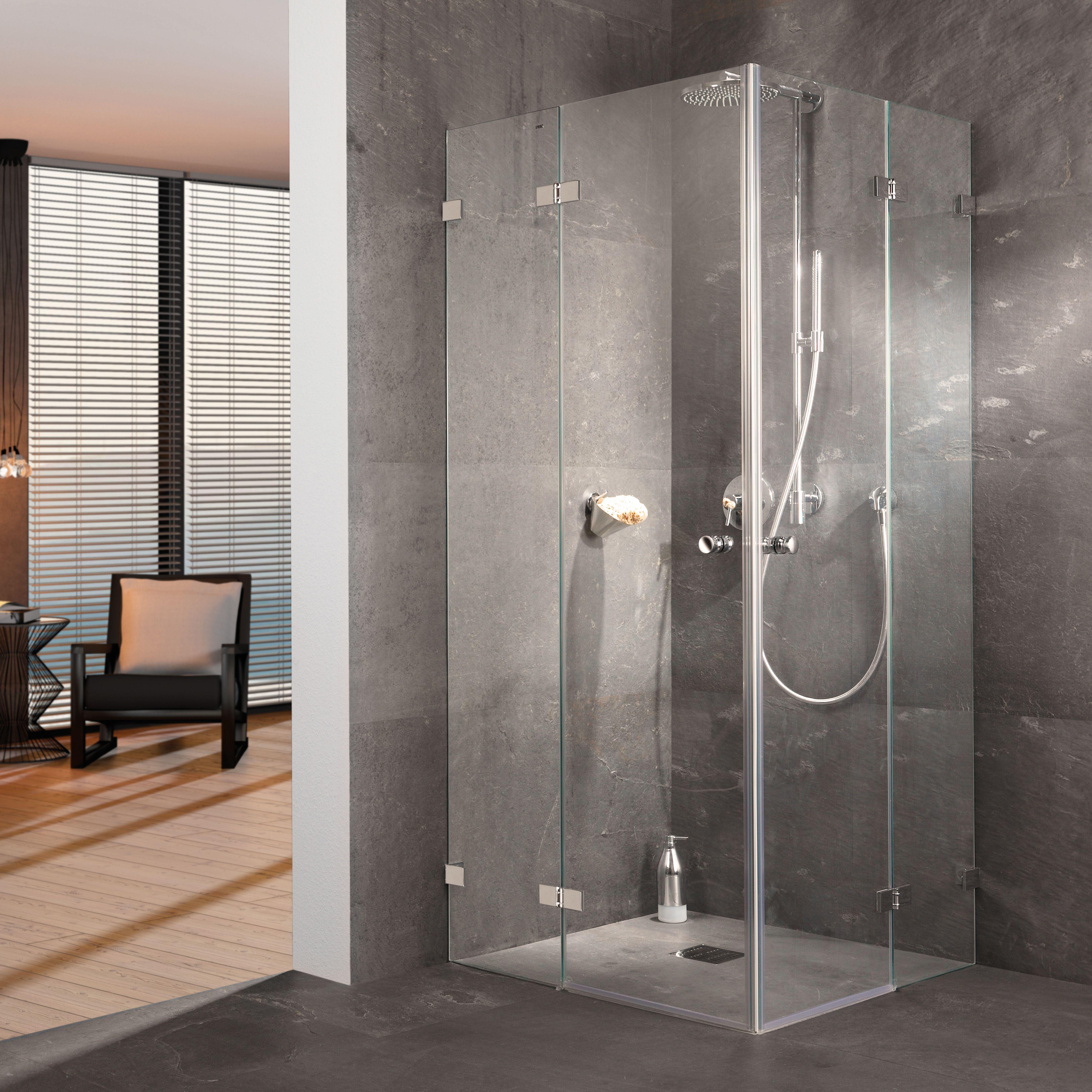 Glasdusche Fortuna Die Dusche Die Ihr Bad Zum Glanzen Bringt Ein Tolles Paket Modellauswahl Edles Glas Und Besch In 2020 Glasduschen Dusche Barrierefreie Duschen