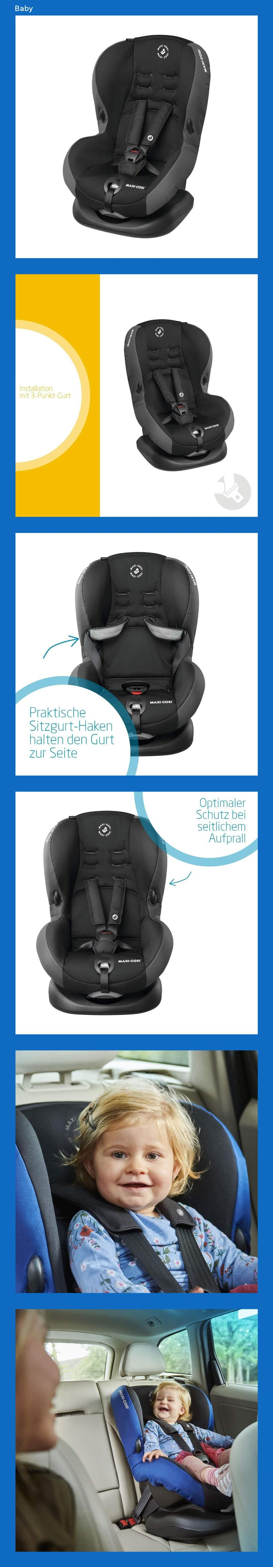Baby Max Kindersitz Anleitung Maxi Cosi Priori Sps Plus Kindersitz Optimalen