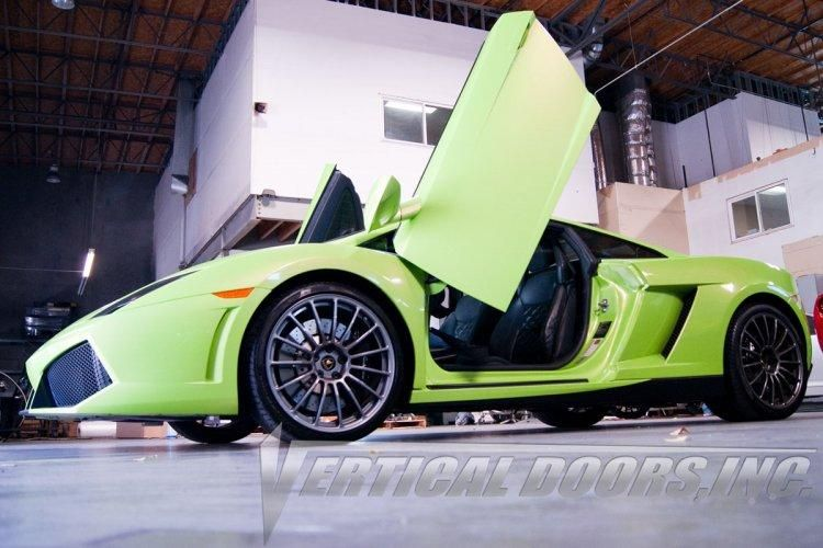 Lamborghini Gallardo 2003 2014 Vertical Lambo Direct Bolt On Door Hing Autobunch Lamborghini Gallardo Sports Car New Sports Cars