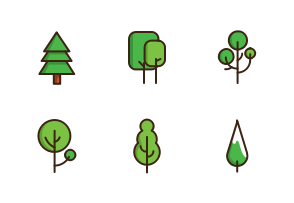 Pine Tree Icon Design Template Vector Isolated Tree Icons Template Icons Pine Png And Vector With Transparent Background For Free Download Tree Icon Nature Logo Design Tree Logo Design