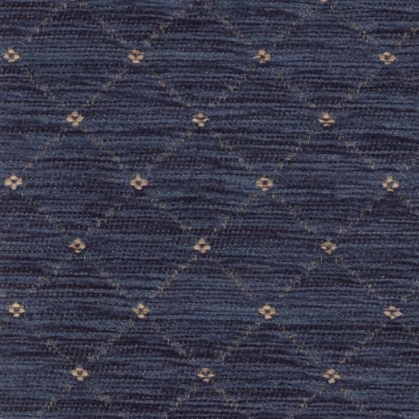 Upholstery Fabrics: Chartwell Collection: Diamond Blue - SR13551 ...
