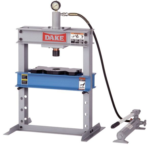 Dake Benchtop Hydraulic Press Tools Pinterest