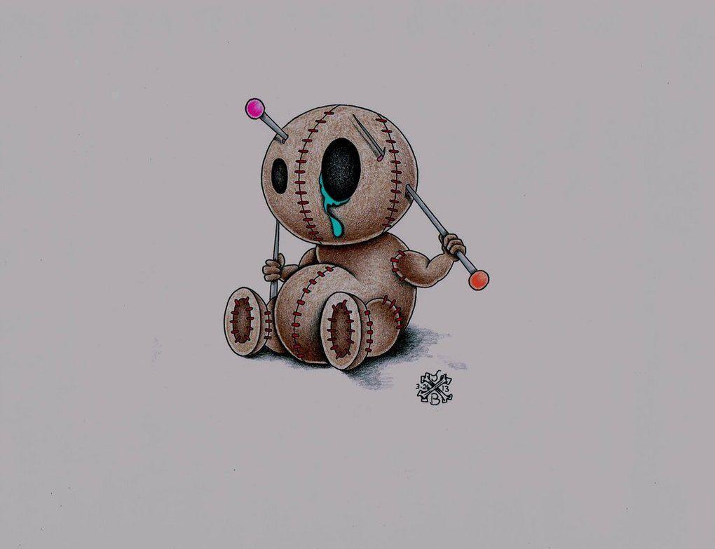 voodoo doll by jessebones voodoojujupoppet dolls