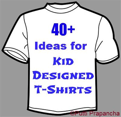 Kids T Shirt Design Ideas - Interior Design