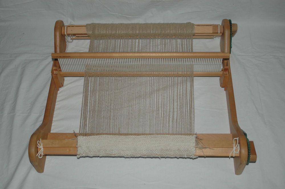 Tischwebrahmen Tischwebstuhl Webrahmen Webstuhl von Ashford ...
