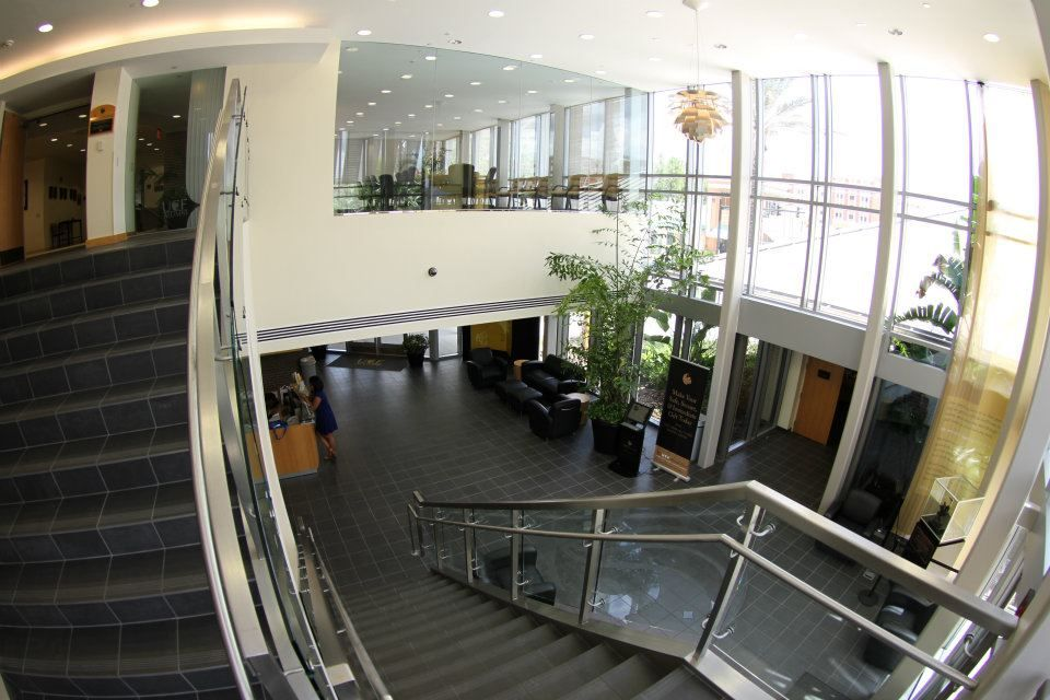 2nd floor conference room and lobby rental space