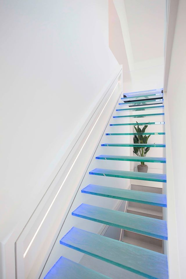 Our Thermoformed Glass Stair Treads Is The Solution. Being Versatile, Our  Textured Treads Are Anti Slip In Addition To Adding Lightness And  Brightness To ...