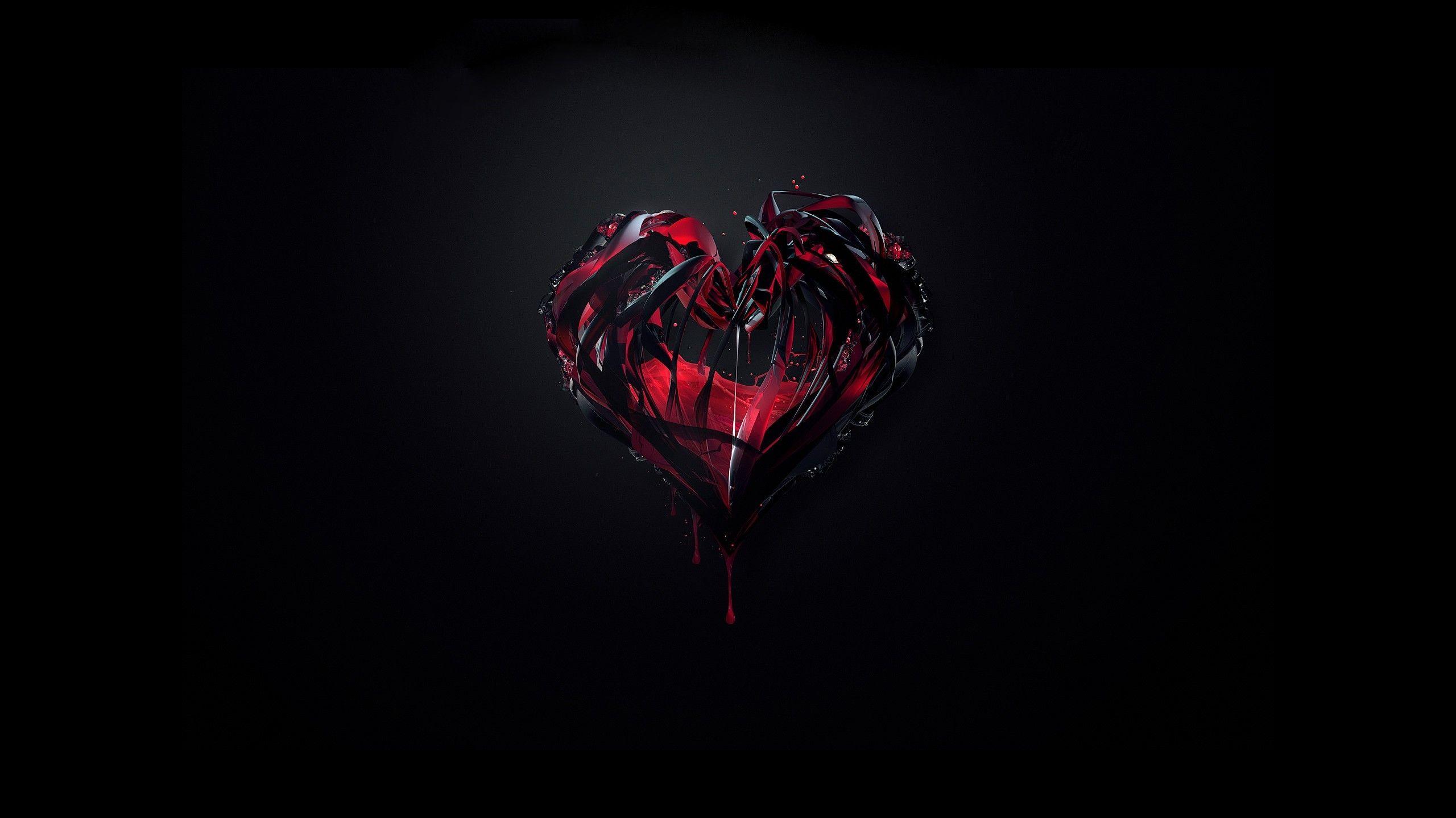 2560x1440 Love Black Wallpaper 2560x1440 Love Black Hearts Heart Wallpaper Heart Wallpaper Hd Love Backgrounds