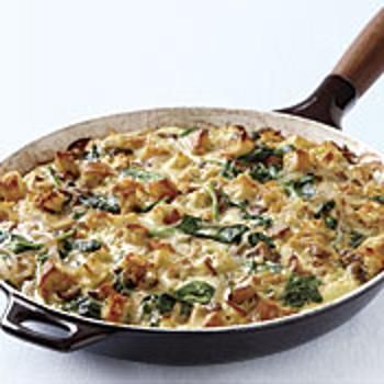 Image for Skillet Mac and Cheese with Artichokes