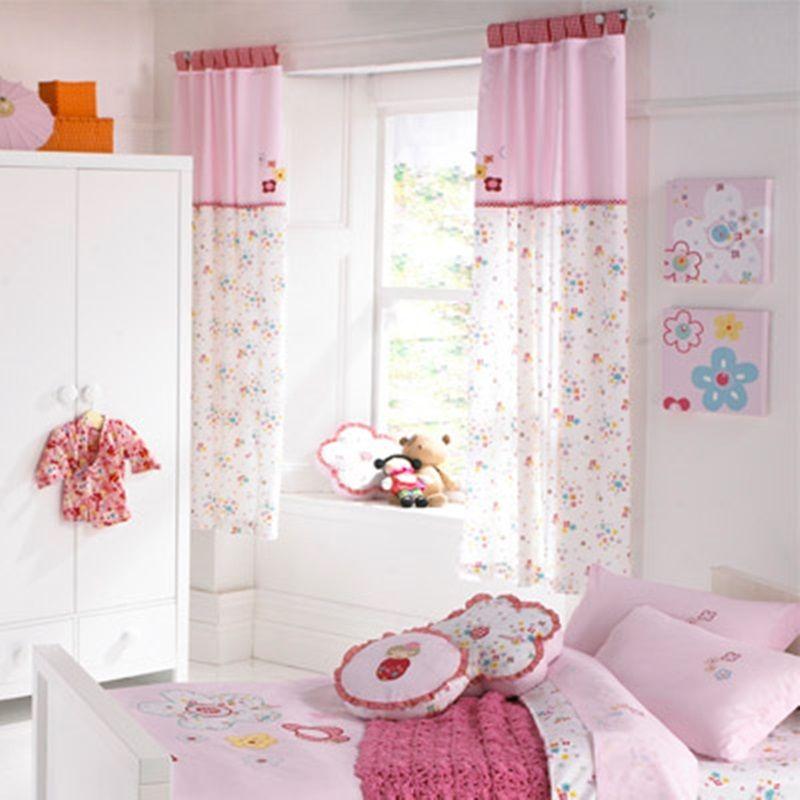 Niedliche Fenster Behandlung Kinder Schlafzimmer Vorh 228 Nge