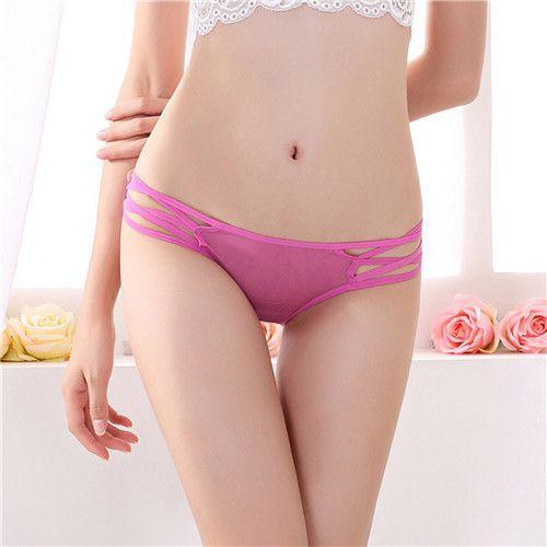 Floss Bikini Open Crotch