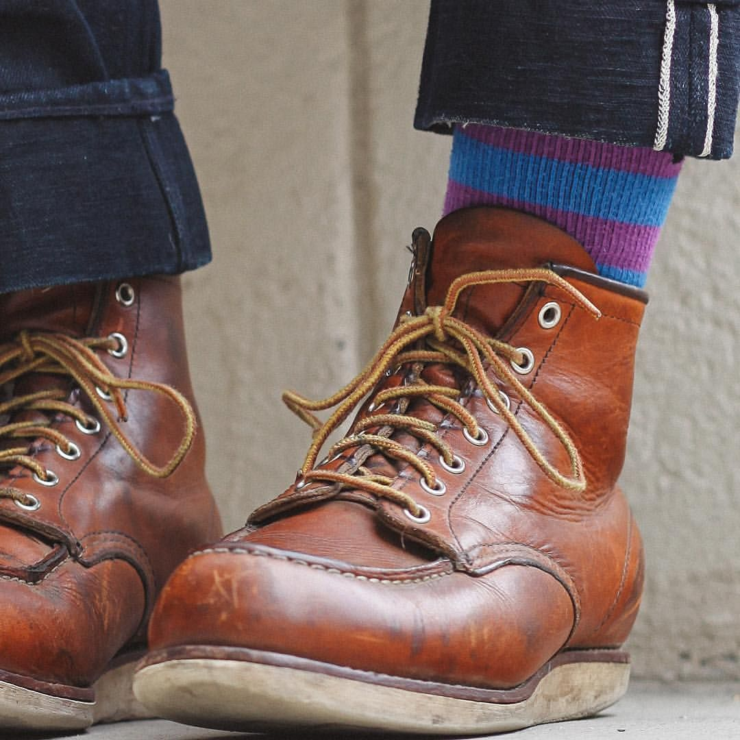 Red Wing 875 | Boots outfit men, Mens leather boots, Boots men