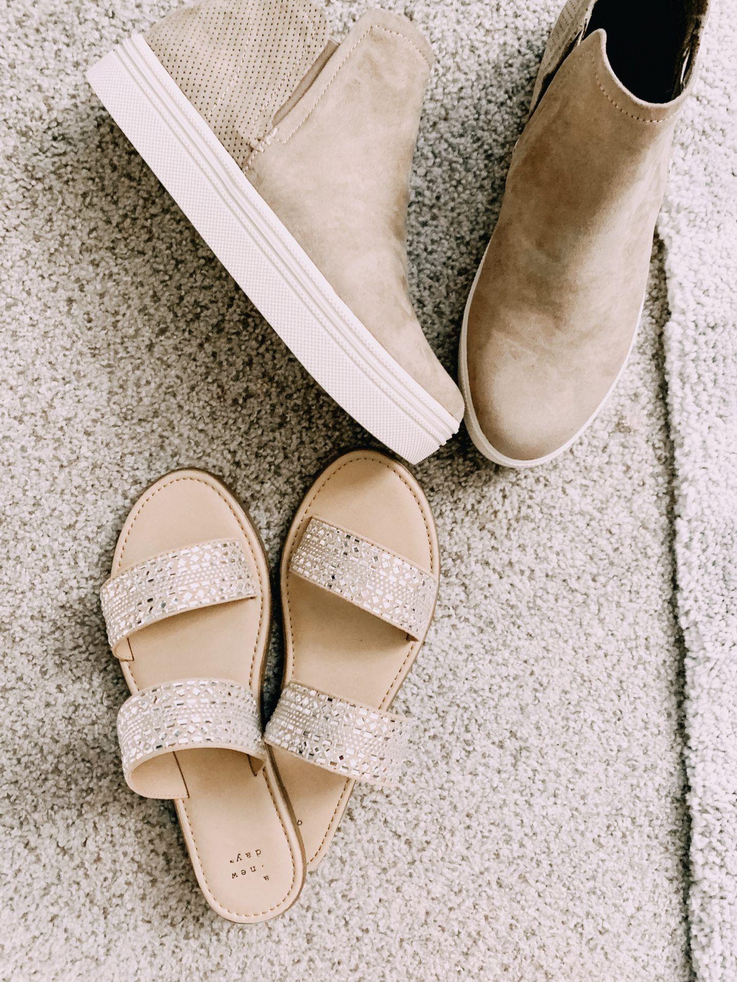 80900591717 spring shoe haul